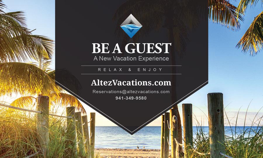 Publicité - Location de Vacances