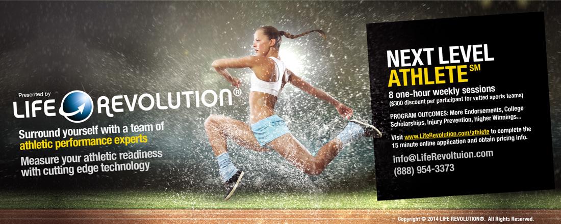 Publicité - Coaching Sportif