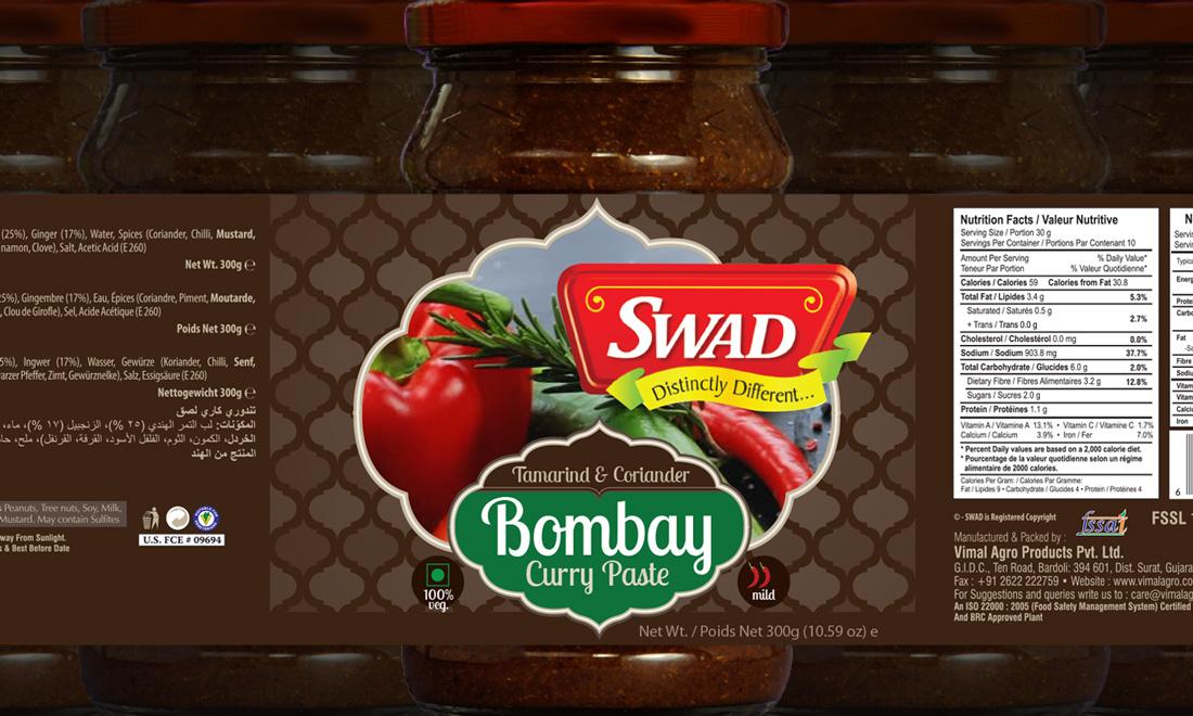 Design - Emballage et Étiquette