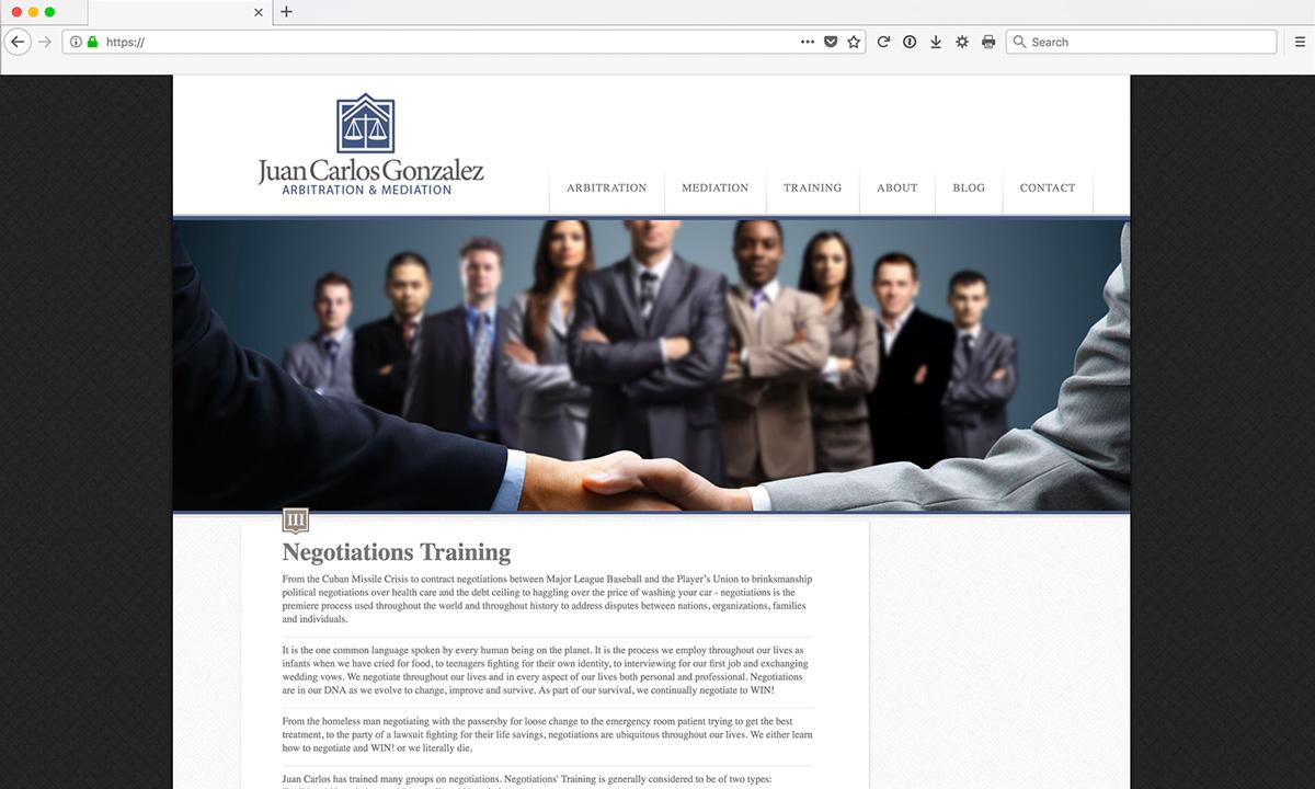 JCG Website Services