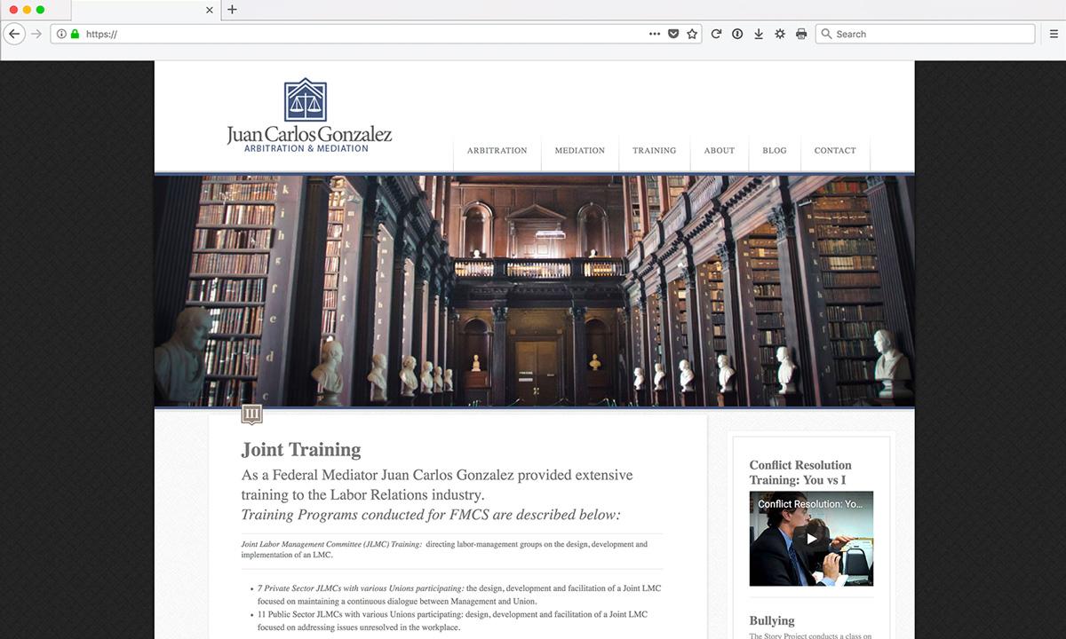 JCG Website Design