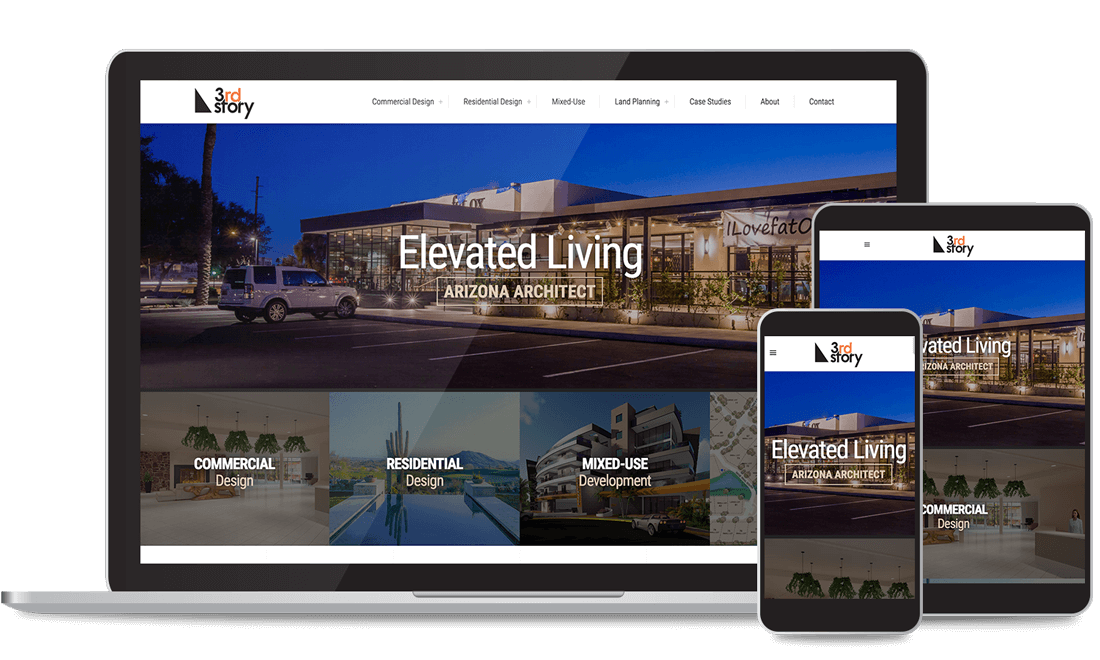 3rdstory Website Development