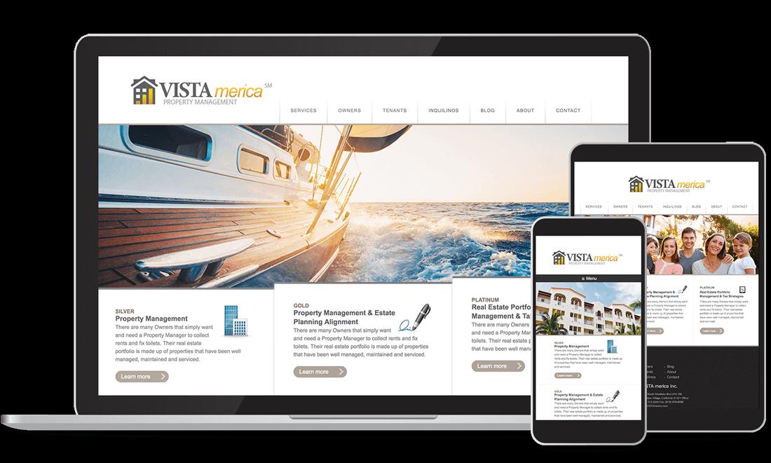 Site Web - Gestion Immobilières