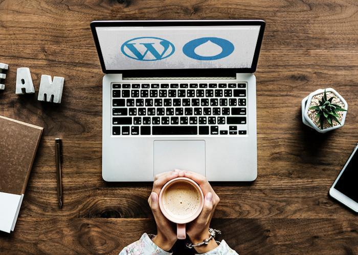 Wordpress vs Drupal