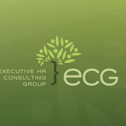 ECG Business Logo Design