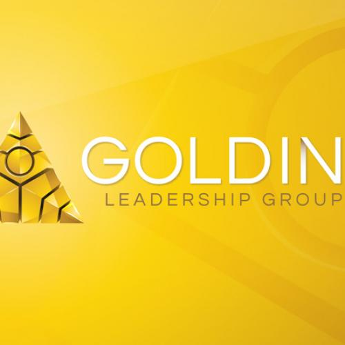Goldin Business Logo Design
