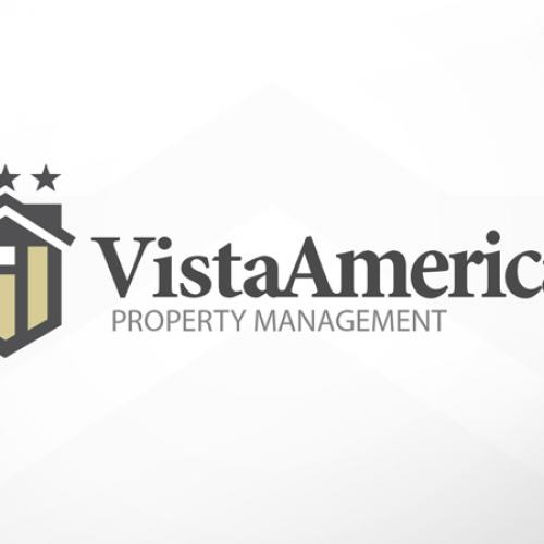 Vistamerica Business Logo Design