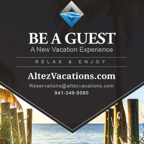 Altez Vacations Graphic Design