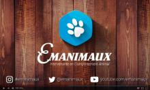 Emanimaux Logo Animation