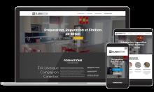 Site Web - Finition de Béton