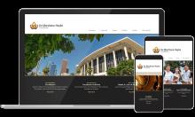 Site Web - Fondation Art & Musique