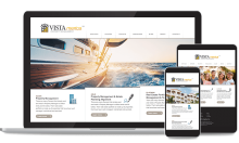 Vistamerica Custom Web Design
